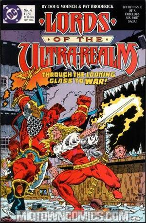 Lords Of The Ultra-Realm #4