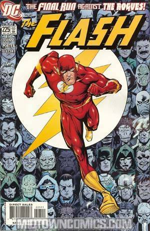 Flash Vol 2 #225
