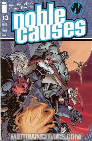 Noble Causes Vol 2 #13 (Ongoing Series)