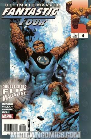 Ultimate Marvel Flip Magazine #4
