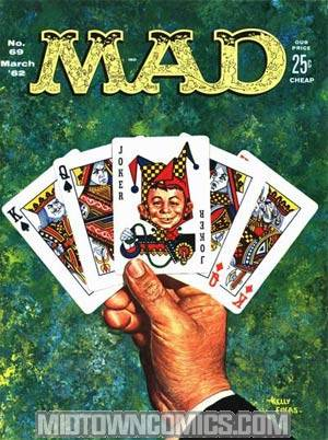 MAD Magazine #69