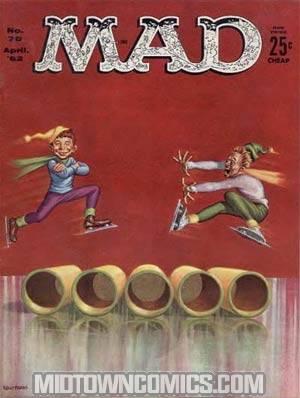 MAD Magazine #70