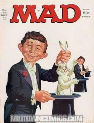 MAD Magazine #182