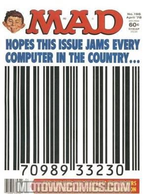 MAD Magazine #198