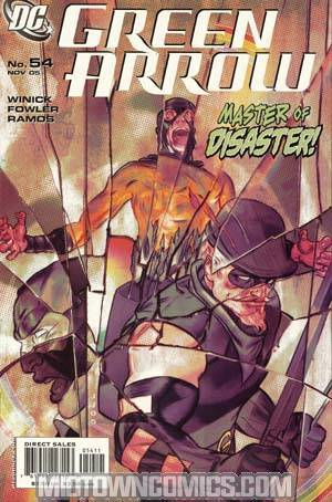 Green Arrow Vol 3 #54