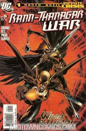 Rann Thanagar War #5