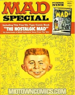 Mad Special #9
