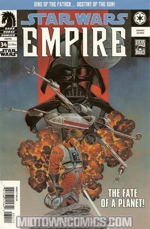 Star Wars Empire #34
