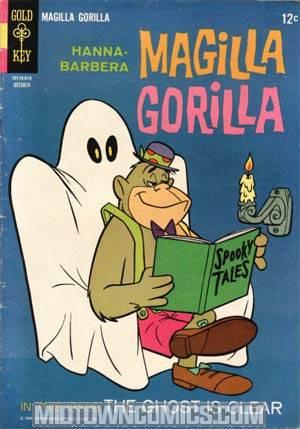 Magilla Gorilla (Gold Key) #9