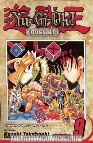 Yu-Gi-Oh Duelist Vol 9 TP