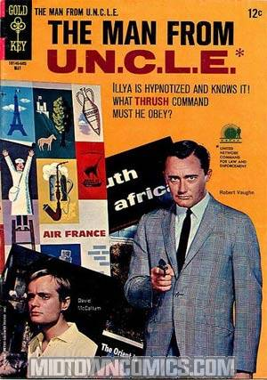 Man From UNCLE #6