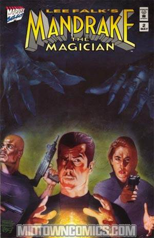 Mandrake The Magician Vol 2 #2