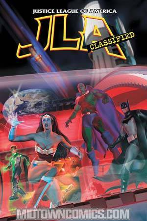 JLA Classified #12