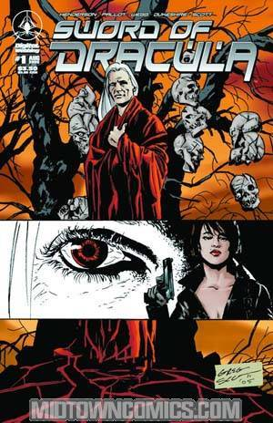 Sword Of Dracula Vol 2 #1 Cover A Color Edition