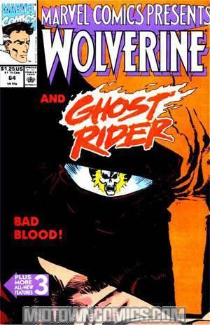 Marvel Comics Presents #64