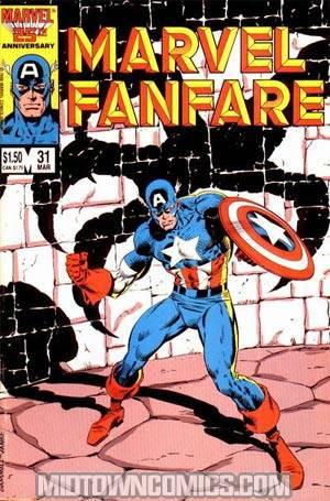 Marvel Fanfare #31