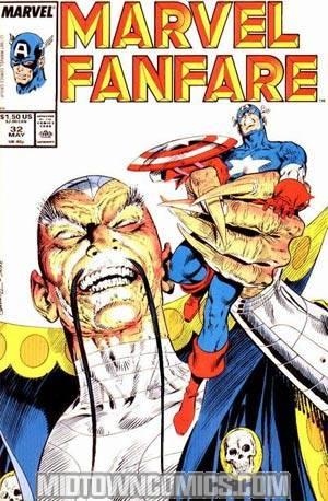 Marvel Fanfare #32