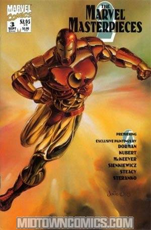 Marvel Masterpieces 2 Collection #3
