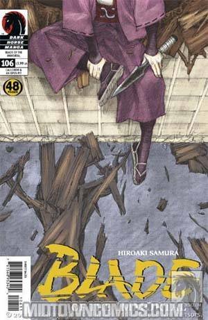 Blade Of The Immortal #106