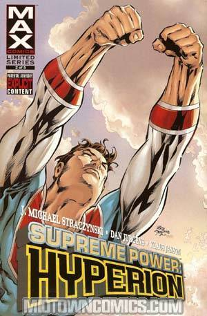 Supreme Power Hyperion #2