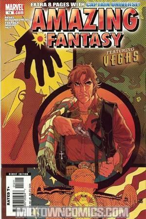 Amazing Fantasy Vol 2 #14