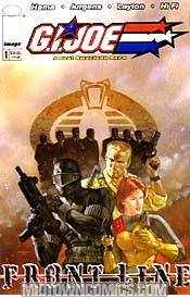 GI Joe Frontline #1 Cvr A By Dorman
