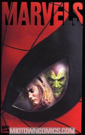 Marvels #4 (2nd printing)