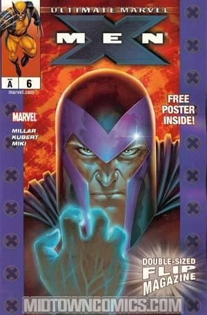 Ultimate Marvel Flip Magazine #6