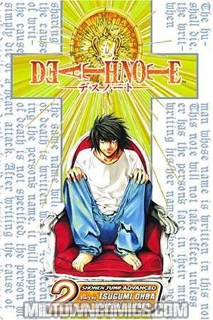 Death Note Vol 2 TP