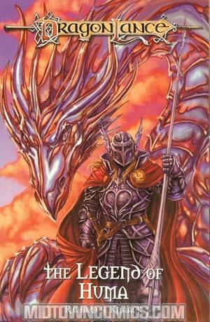 Dragonlance The Legend Of Huma #6 Cvr B Walpole
