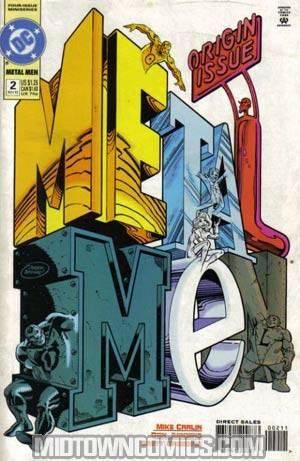 Metal Men Vol 2 #2