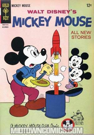 Mickey Mouse #98