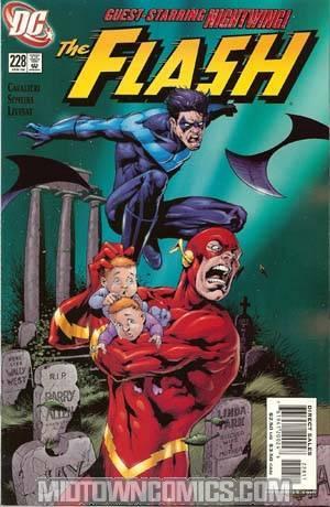 Flash Vol 2 #228
