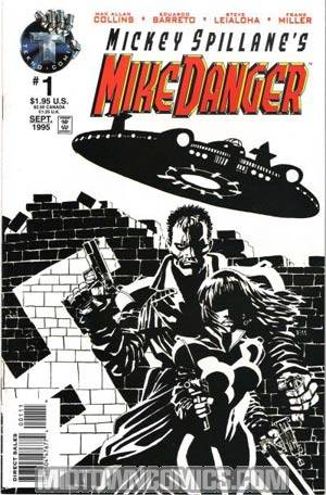Mickey Spillanes Mike Danger #1