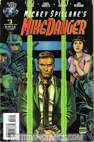 Mickey Spillanes Mike Danger #3