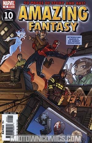 Amazing Fantasy Vol 2 #15