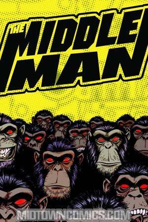 Middleman #4