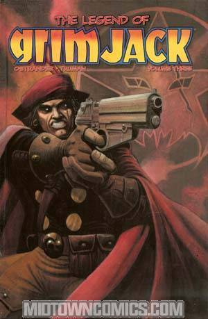 Legend Of Grimjack Vol 3 HC