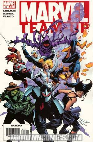 Marvel Team-Up Vol 3 #15