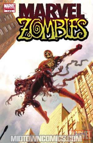 Marvel Zombies #1 1st Ptg