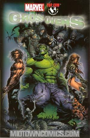 Crossovers Top Cow Marvel Collection TP