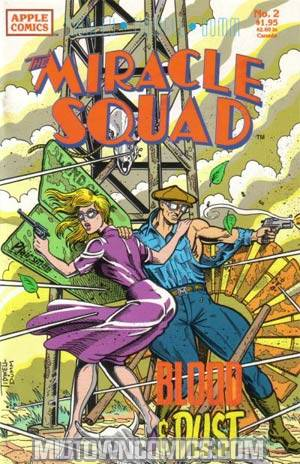 Miracle Squad Blood And Dust #2