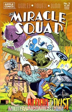 Miracle Squad Blood And Dust #3
