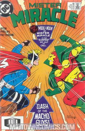 Mister Miracle Vol 2 #10