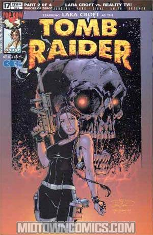 Tomb Raider #17 Cover A Regular Cover