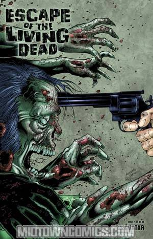 Escape Of The Living Dead #2 Reg Cvr
