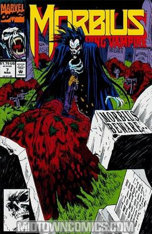Morbius The Living Vampire #7