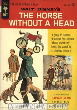 Movie Comics Horse Without A Head (10109-401)