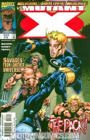 Mutant X #3