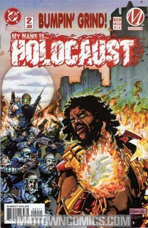 My Name Is Holocaust #2